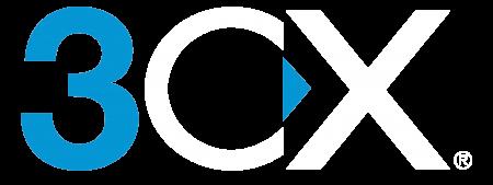 3CX logo_white